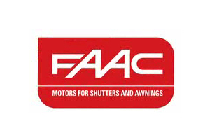 FAAC Motors For Shutters & Awnings